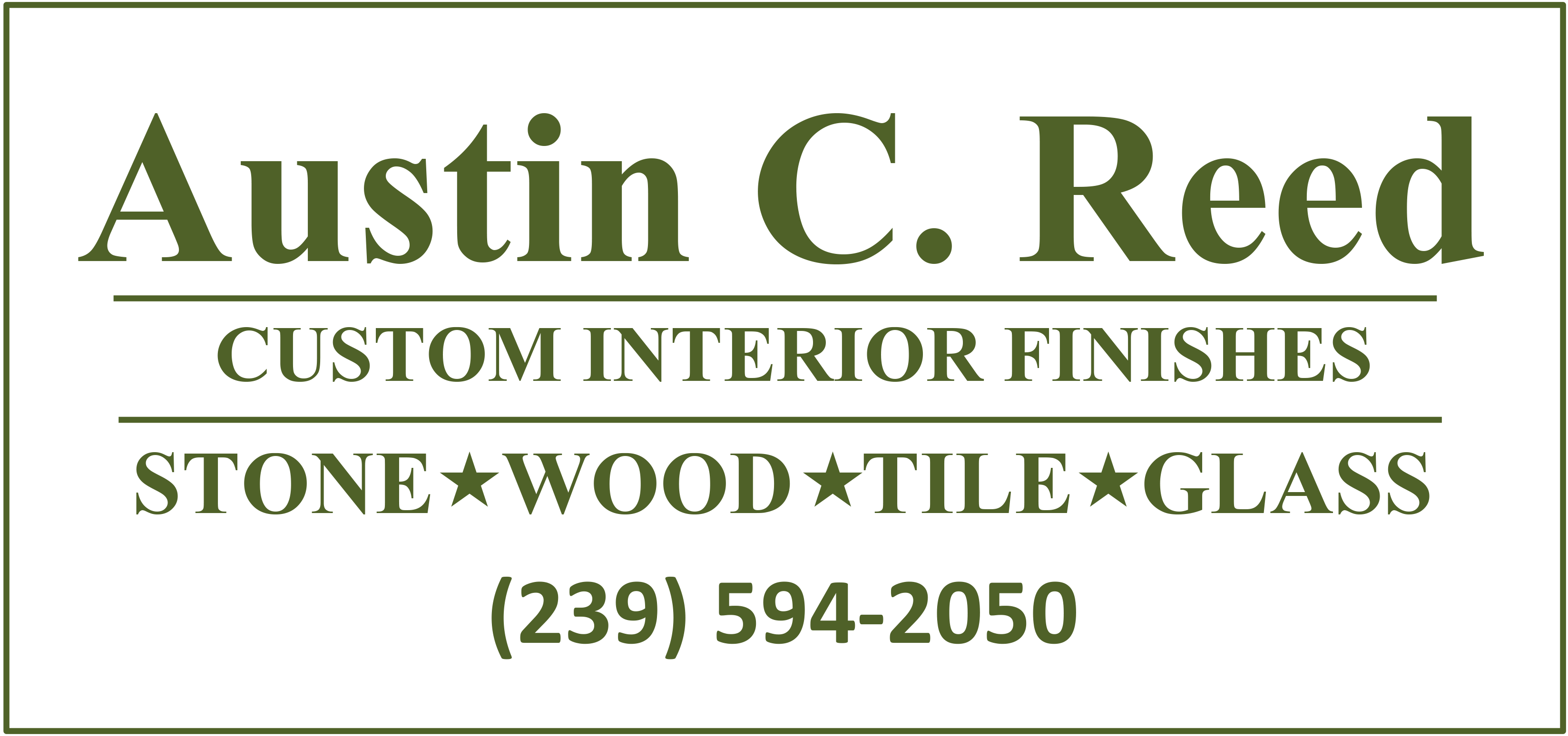 Austin C Reed Tile The Art Of Flooring